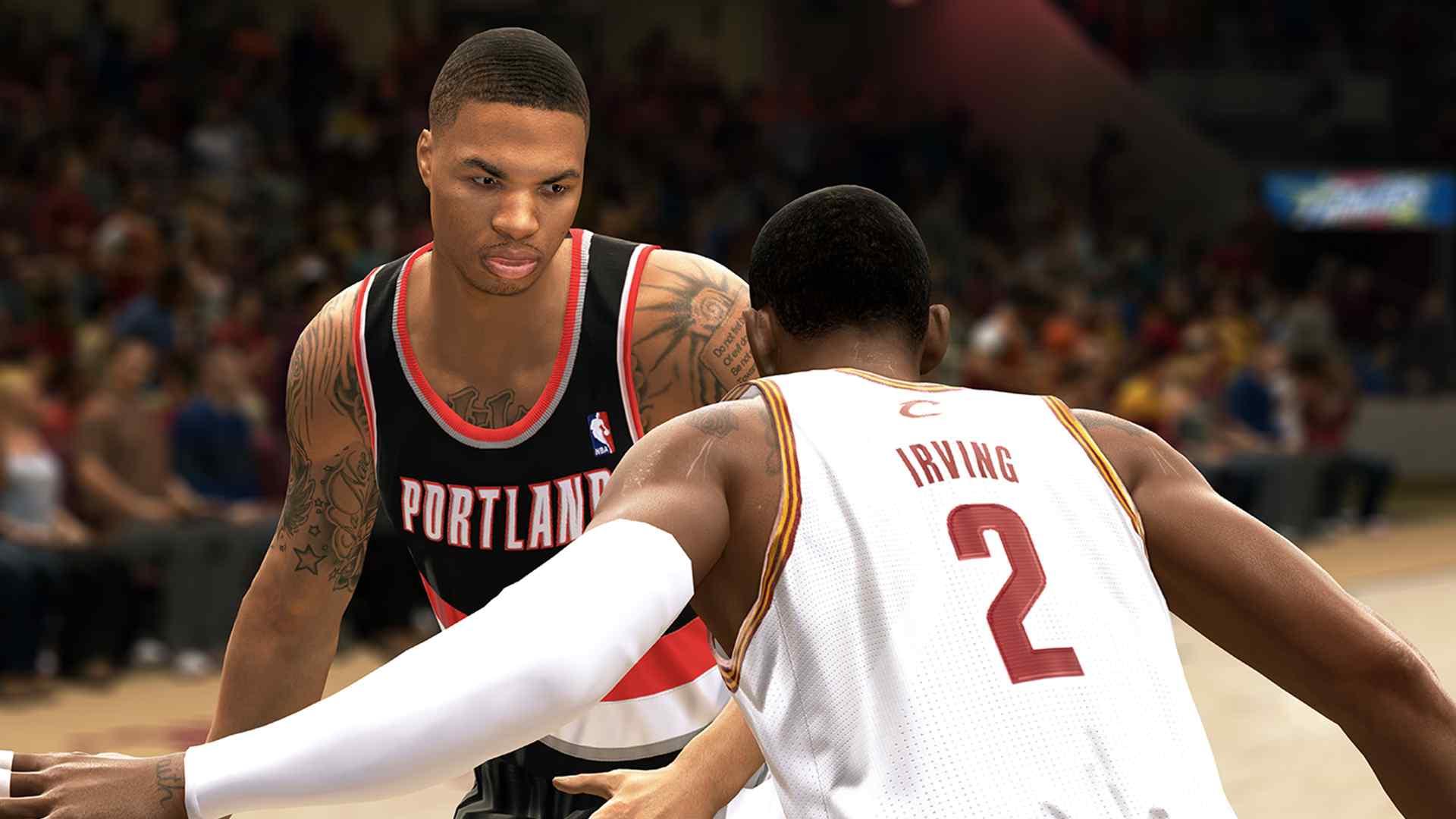 NBA Live 14 Screenshot 4