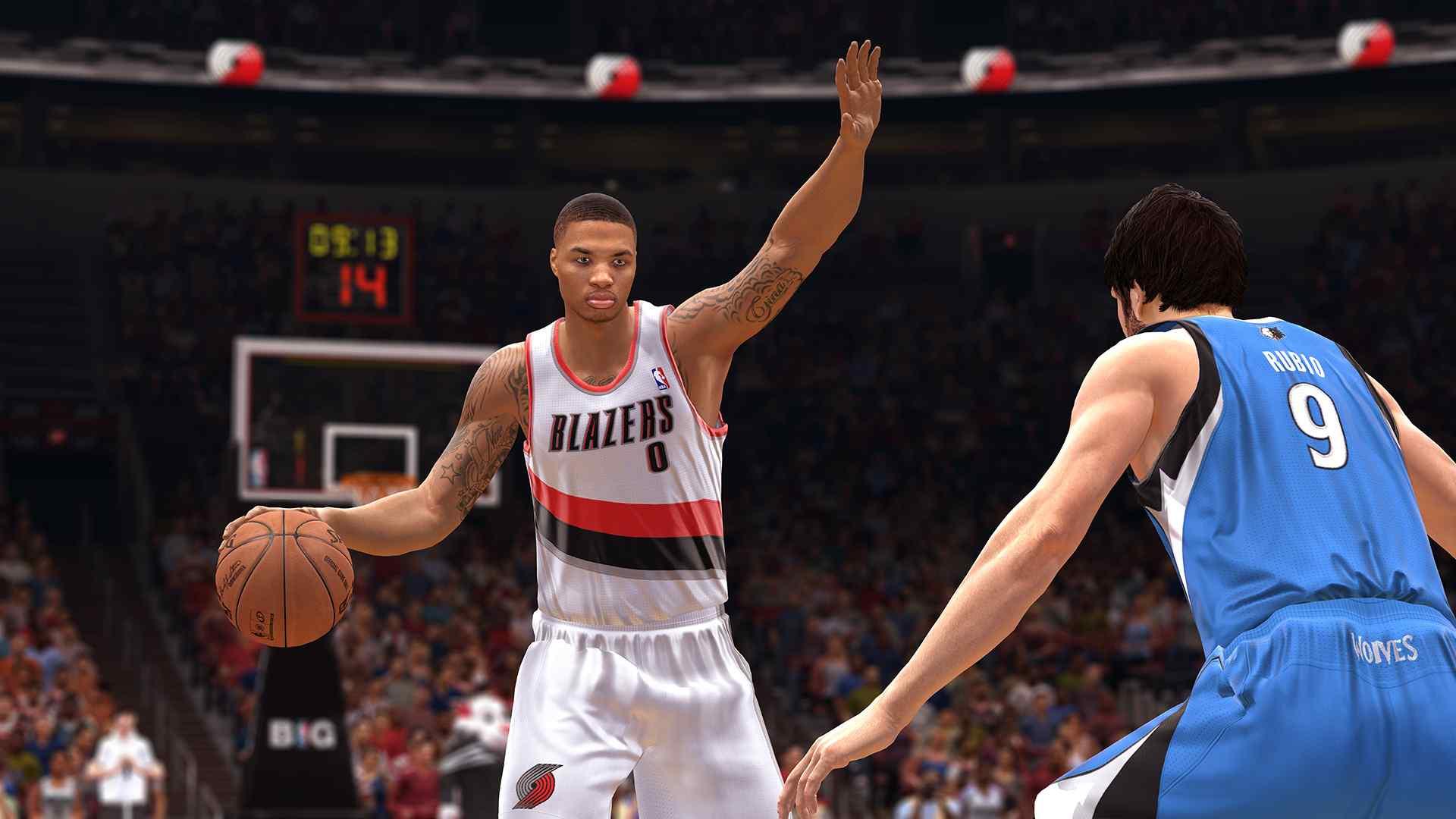 NBA Live 14 Screenshot 5