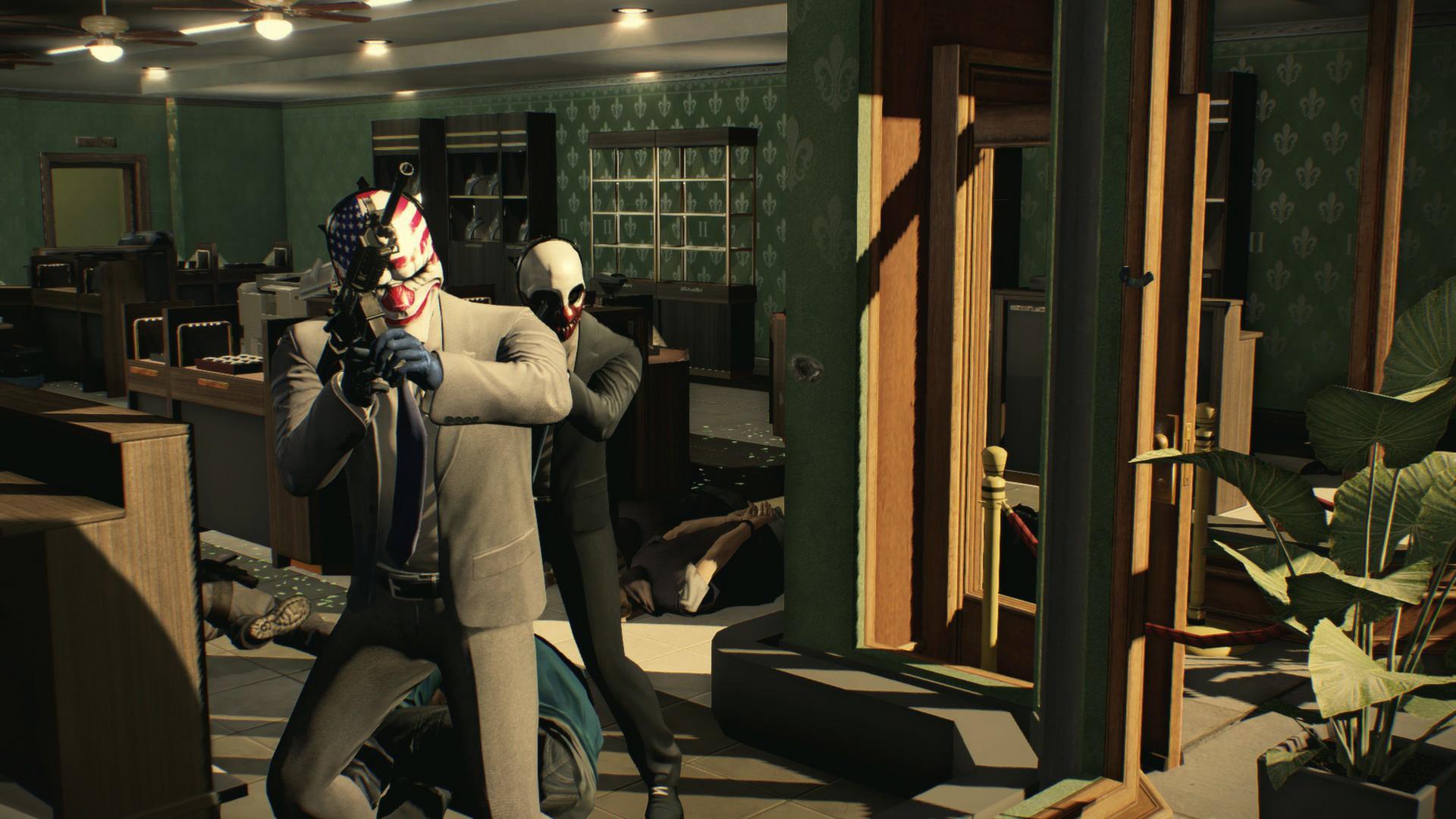 Payday 2: Crime Wave Edition Screenshot 1