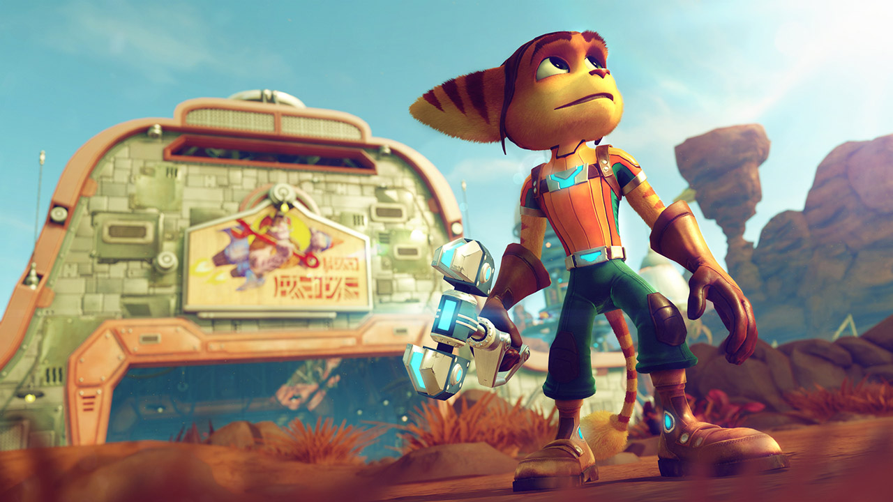 Ratchet & Clank Screenshot 1