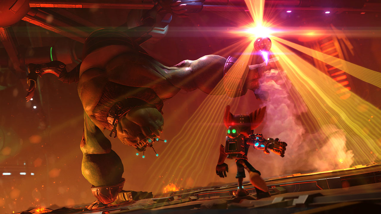 Ratchet & Clank Screenshot 2