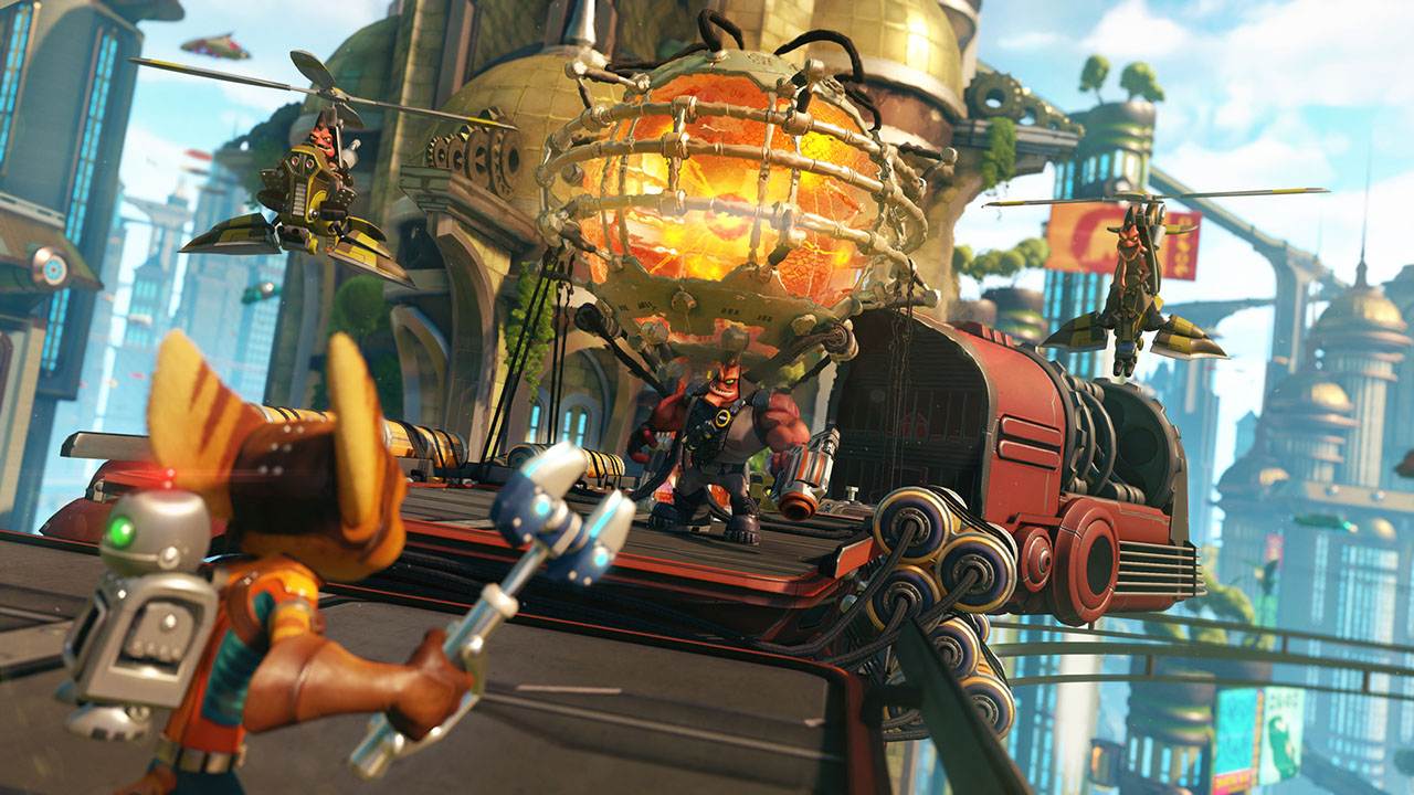 Ratchet & Clank Screenshot 4