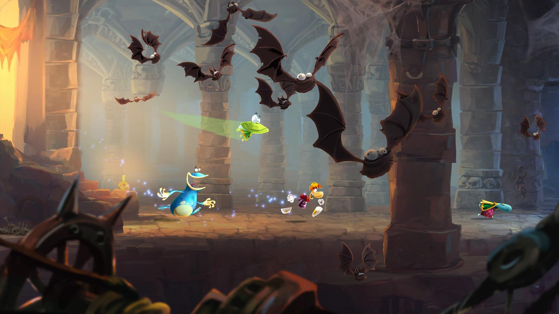 Rayman Legends Screenshot 3