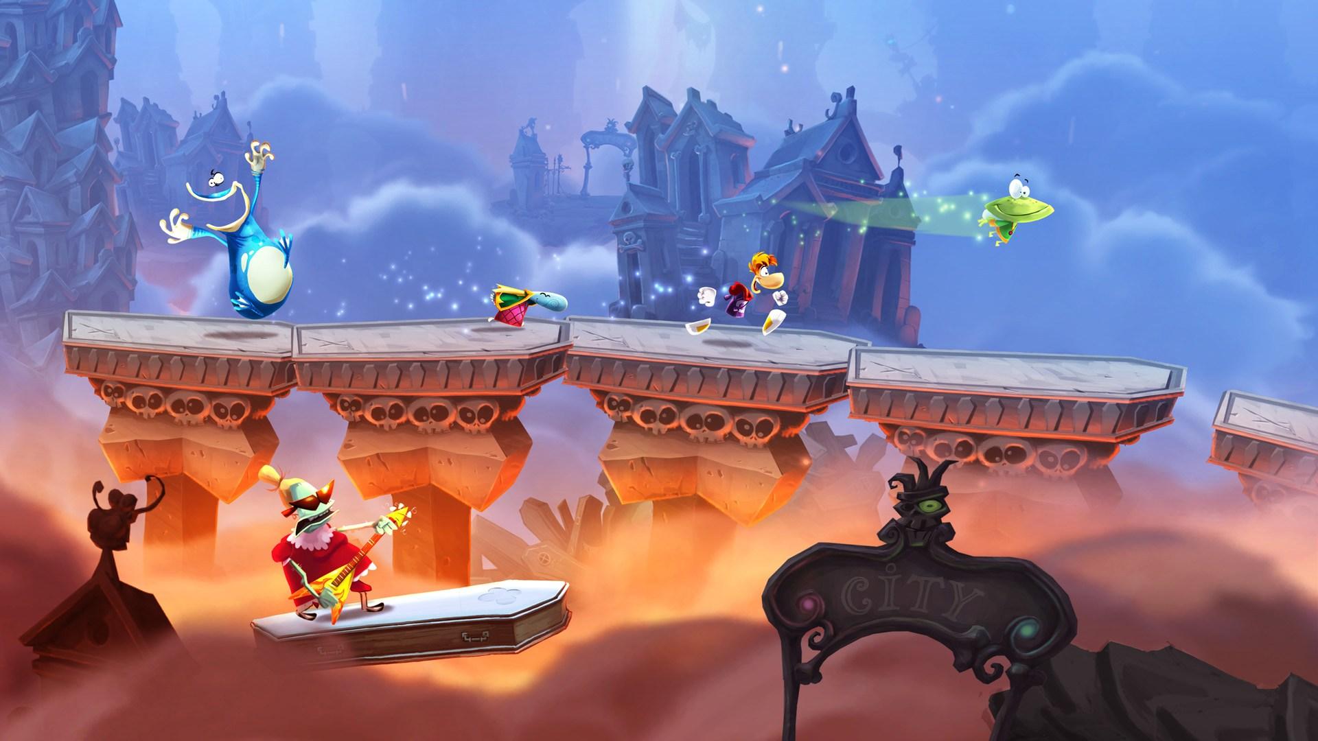Rayman Legends Screenshot 4