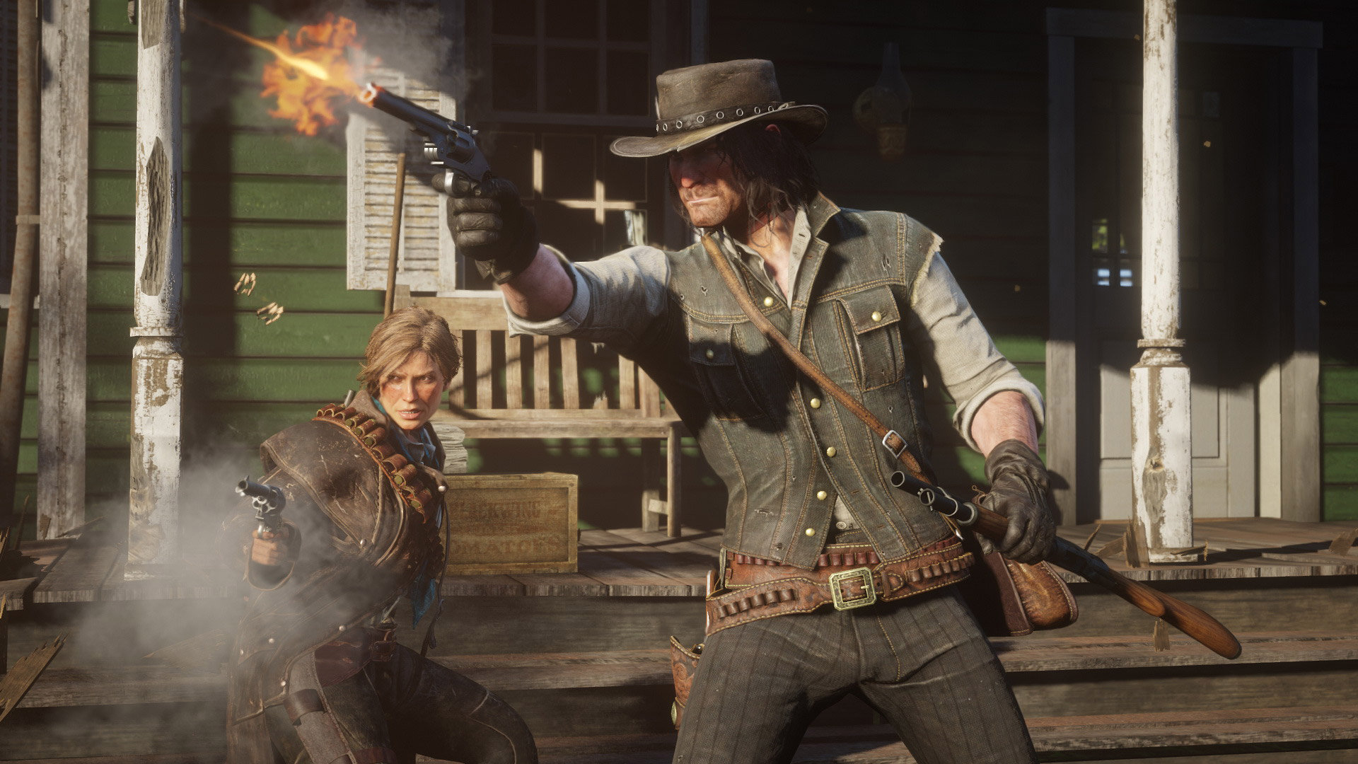 Red Dead Redemption 2 Screenshot 1