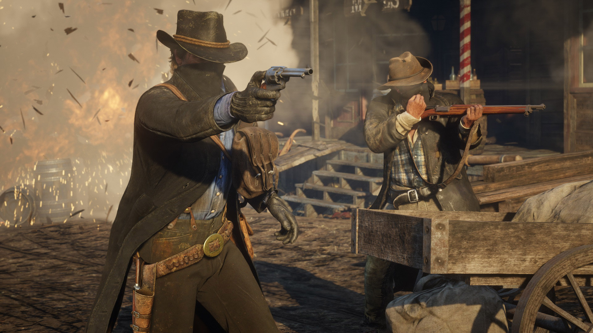 Red Dead Redemption 2 Screenshot 4