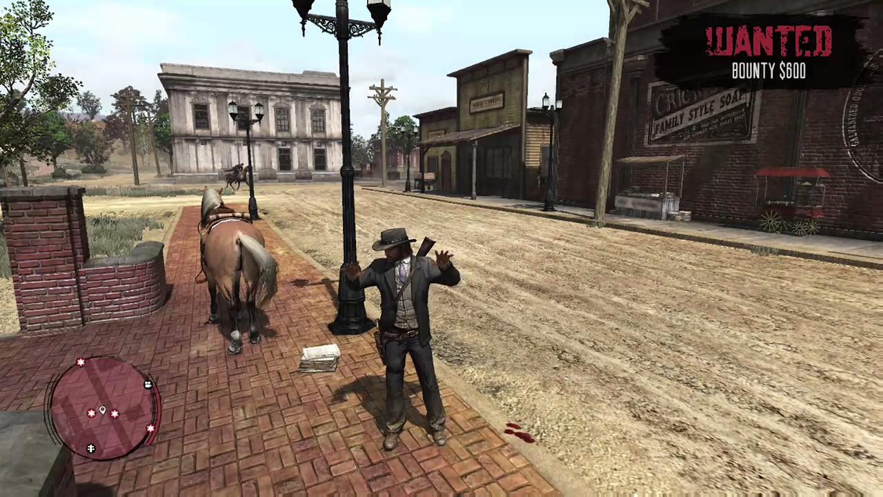 Red Dead Redemption Screenshot 1