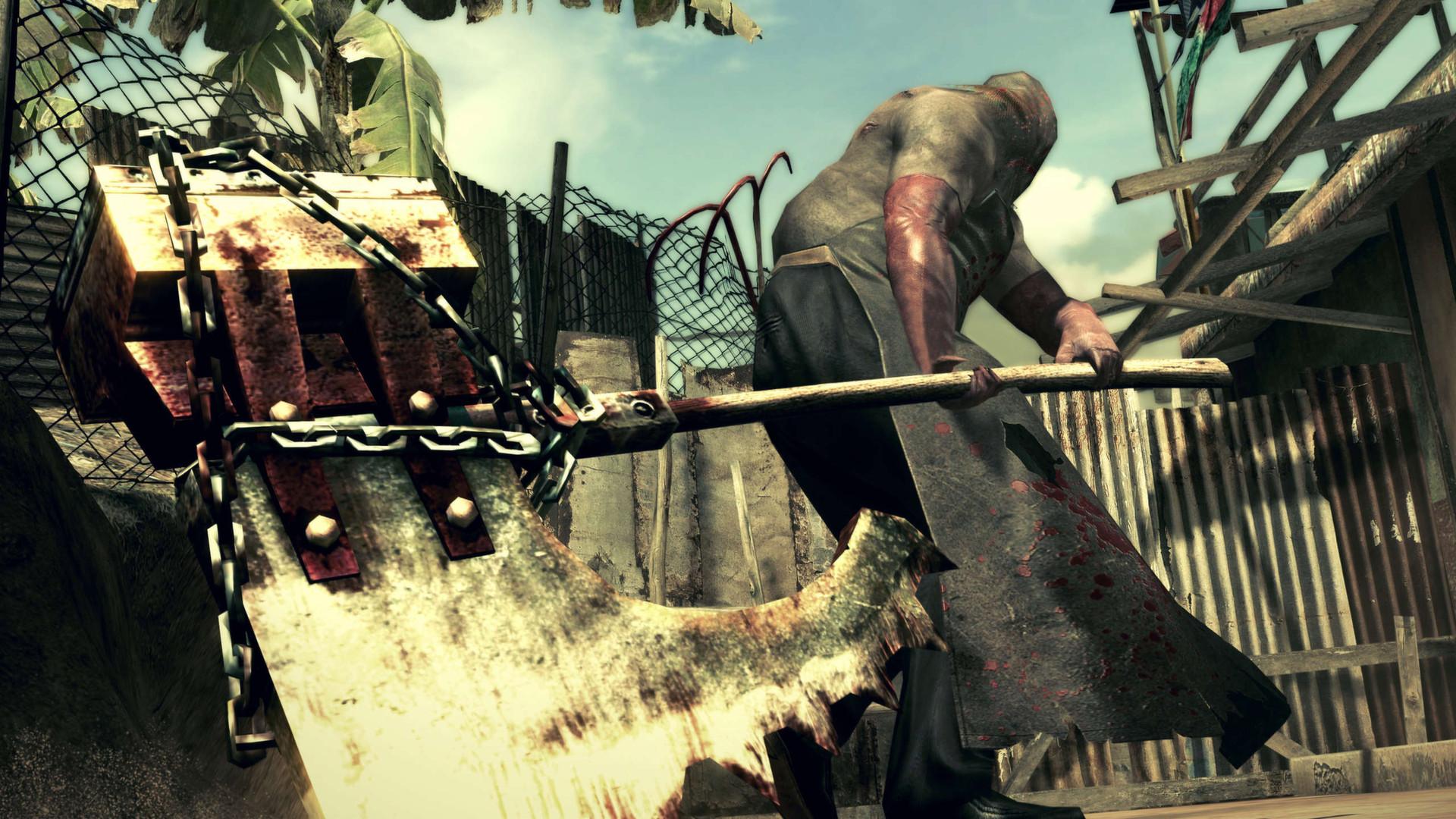 Resident Evil 5 Screenshot 3