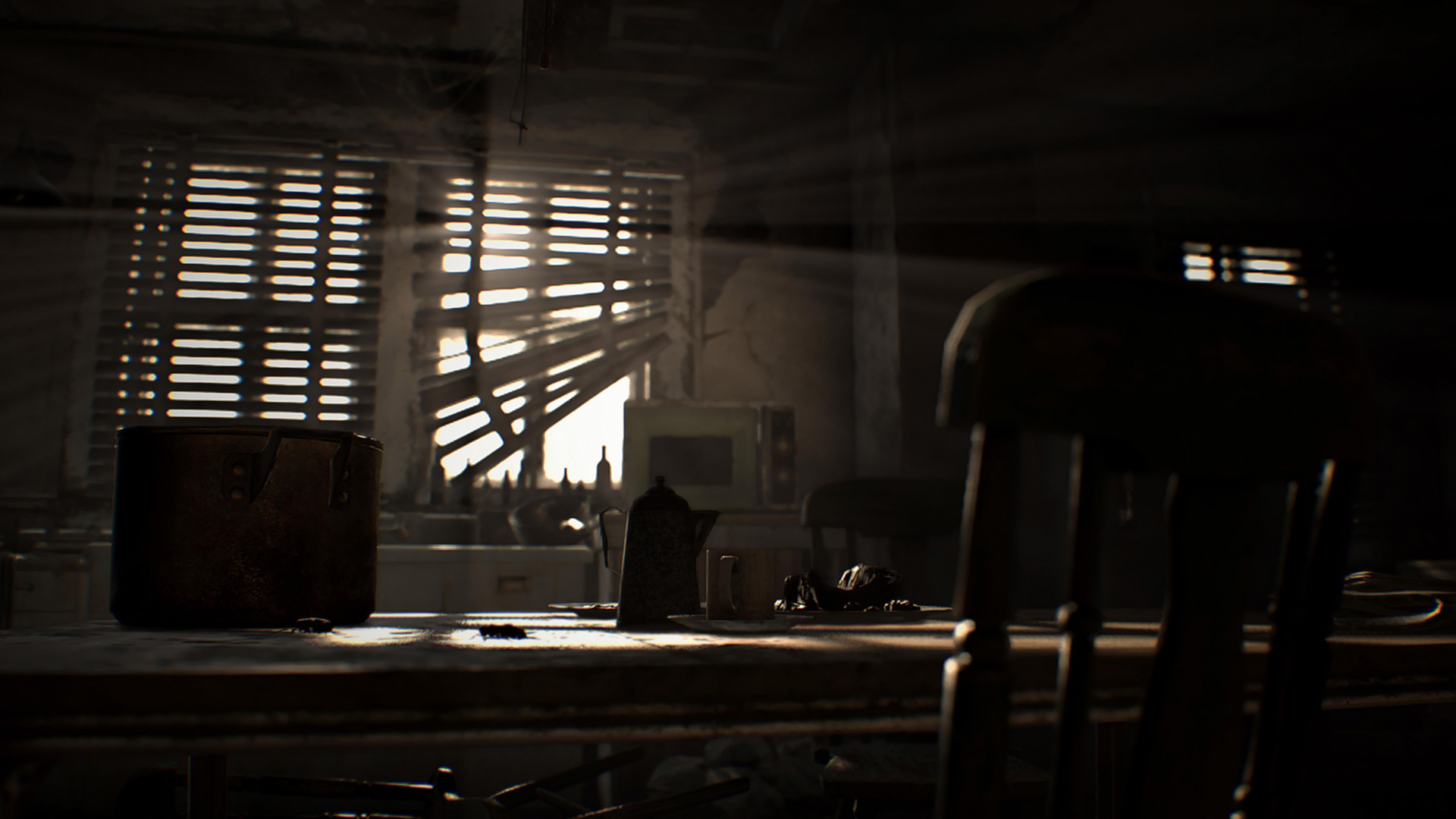 Resident Evil VII: Biohazard Screenshot 1