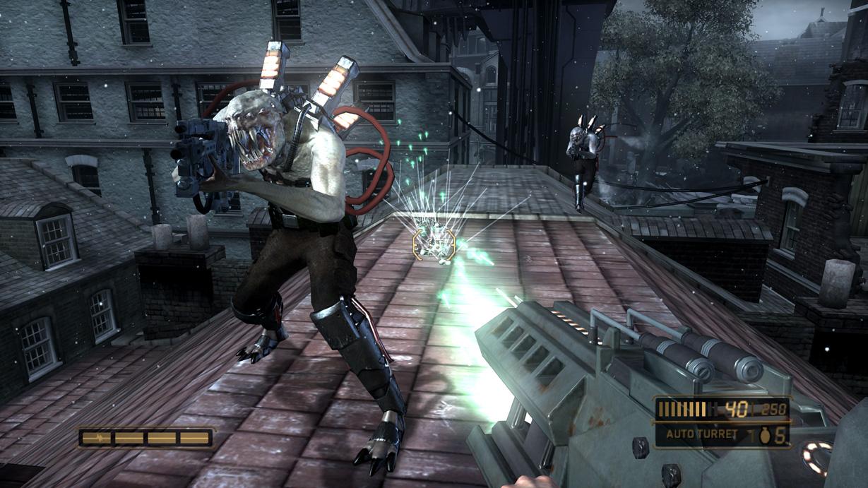 Resistance: Fall of Man Screenshot 2
