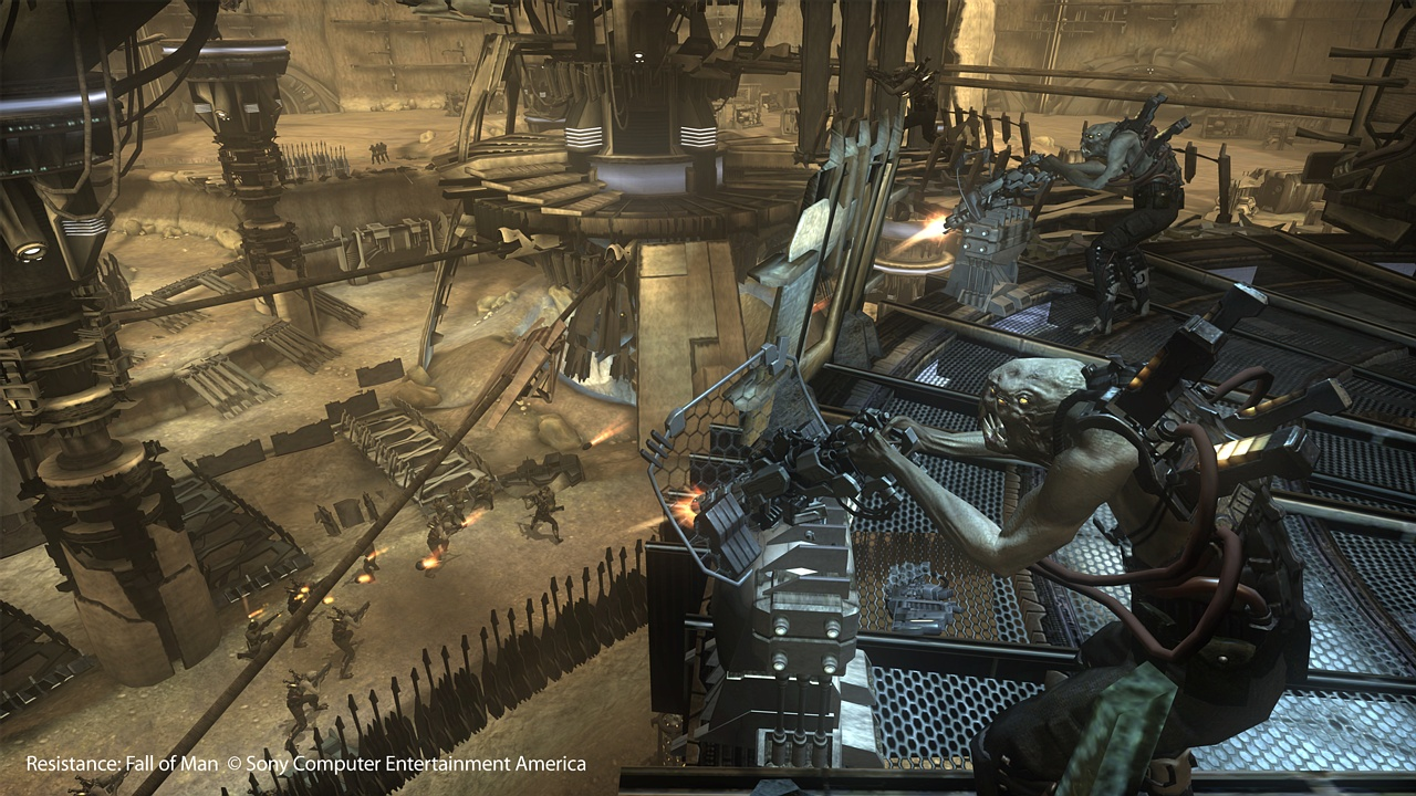 Resistance: Fall of Man Screenshot 3