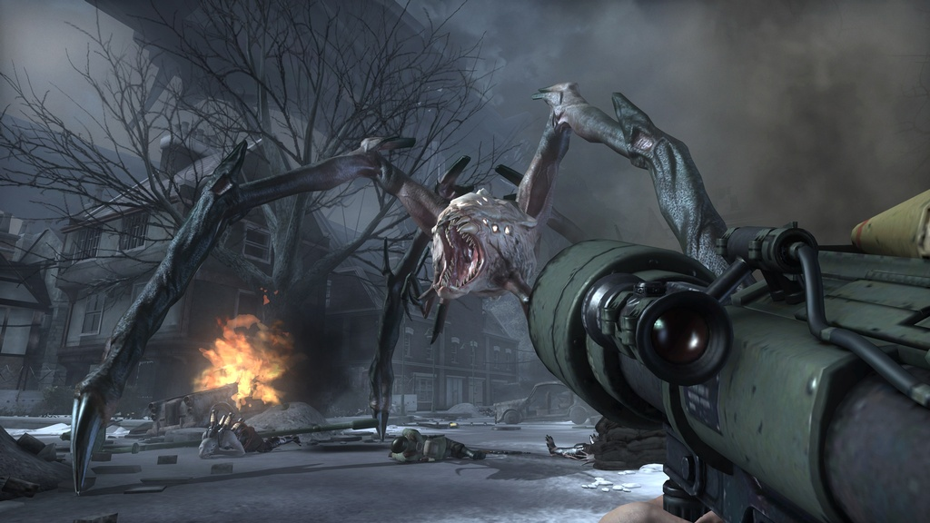 Resistance: Fall of Man Screenshot 5