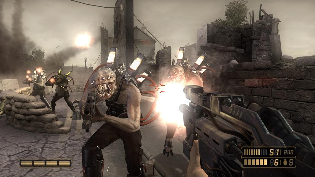 Resistance: Fall of Man Screenshot 6