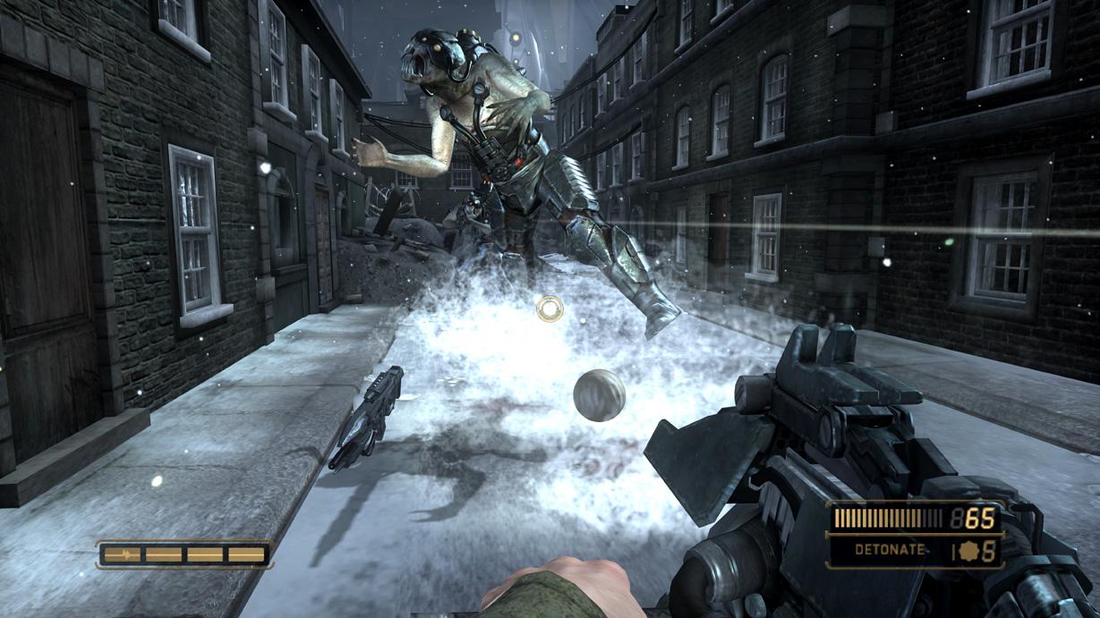 Resistance: Fall of Man Screenshot 7