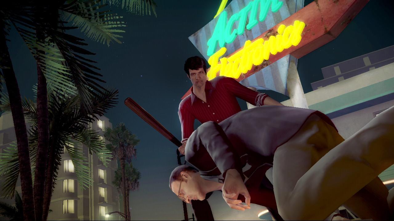 The Godfather II Screenshot 2