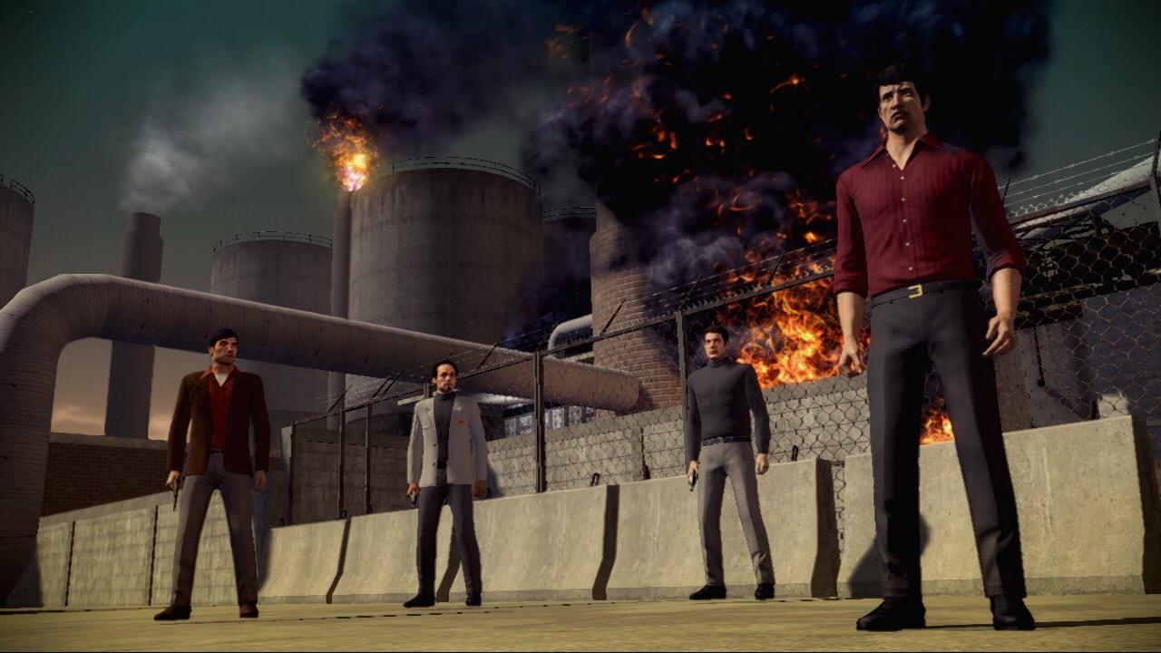 The Godfather II Screenshot 3