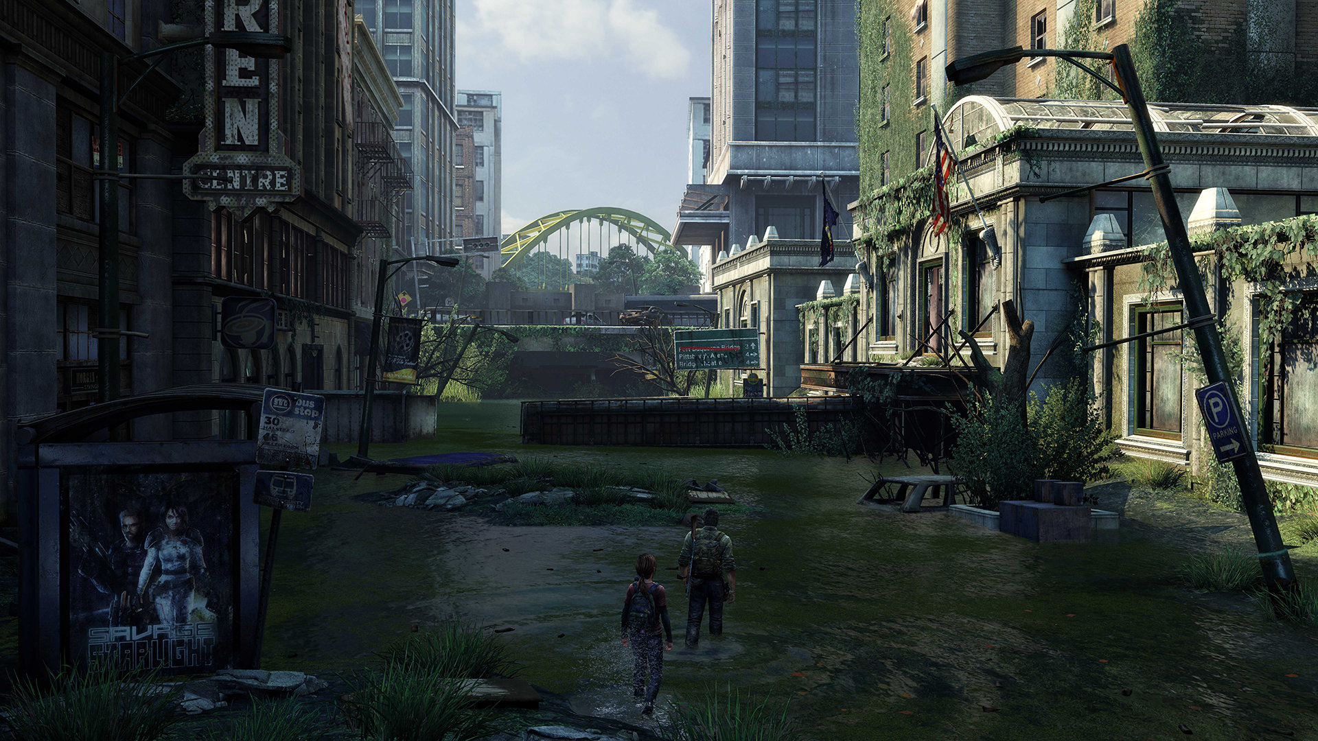 The Last of Us Remastered Screenshot 3