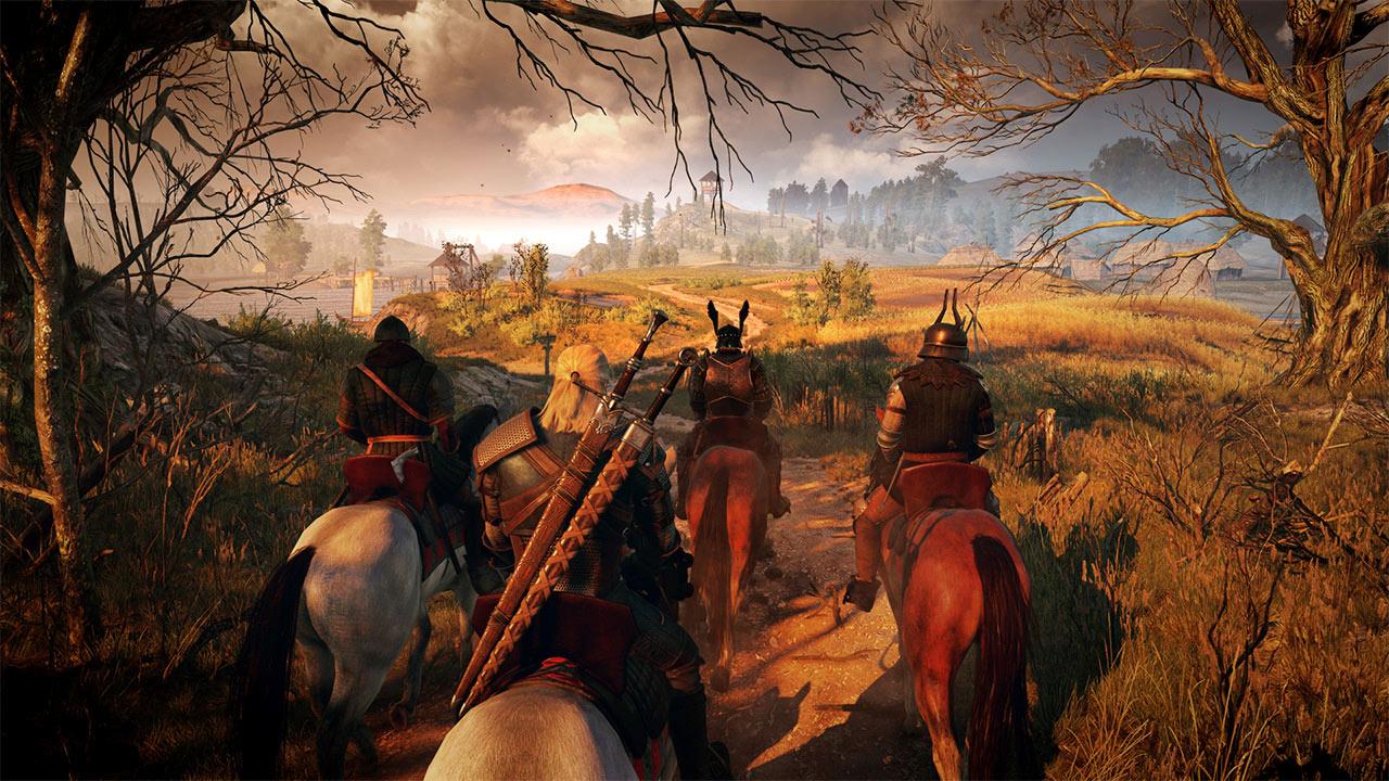 The Witcher 3: Wild Hunt Screenshot 3