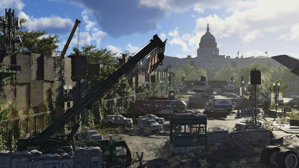 Tom Clancy's The Division 2 Screenshot 2