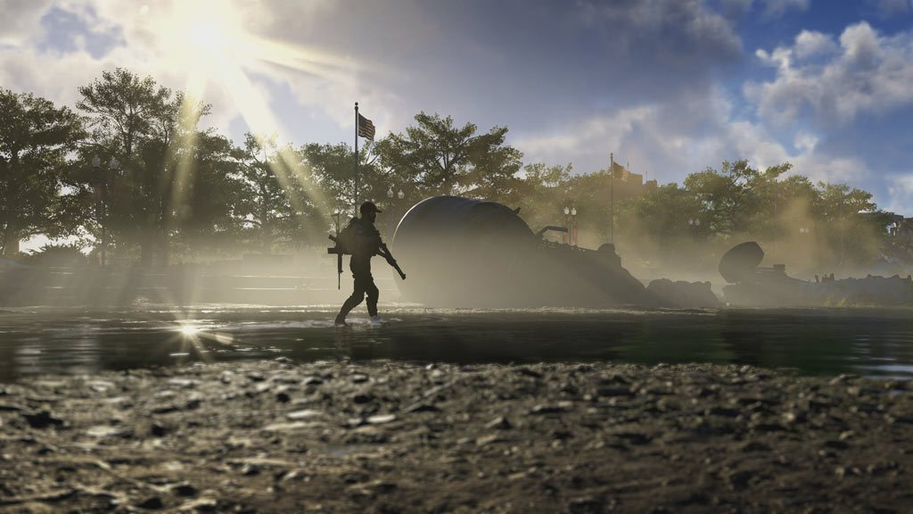 Tom Clancy's The Division 2 Screenshot 3
