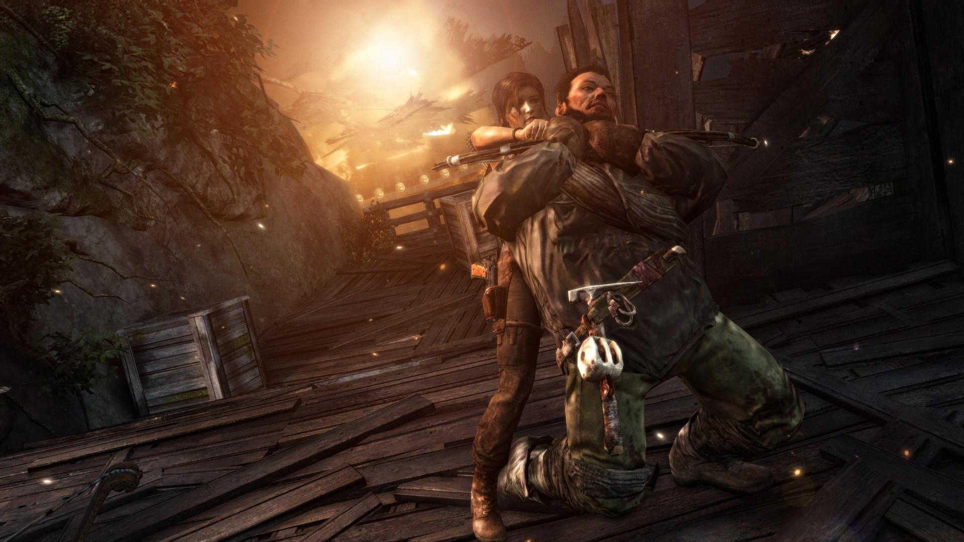 Tomb Raider Screenshot 3