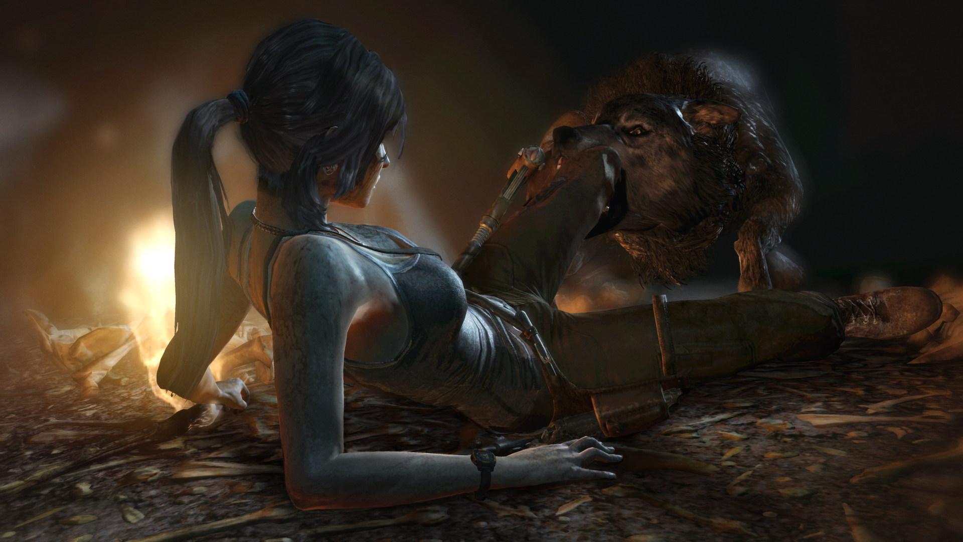 Tomb Raider Screenshot 4