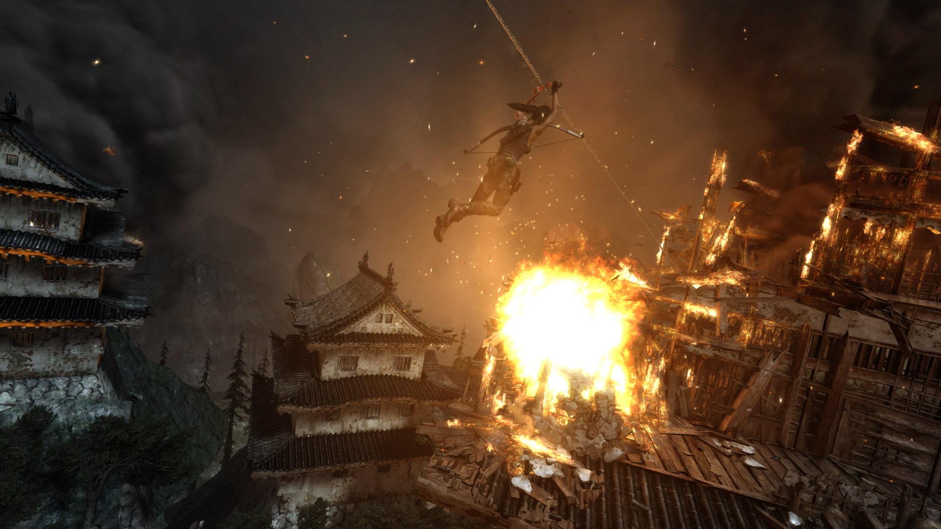 Tomb Raider Screenshot 5