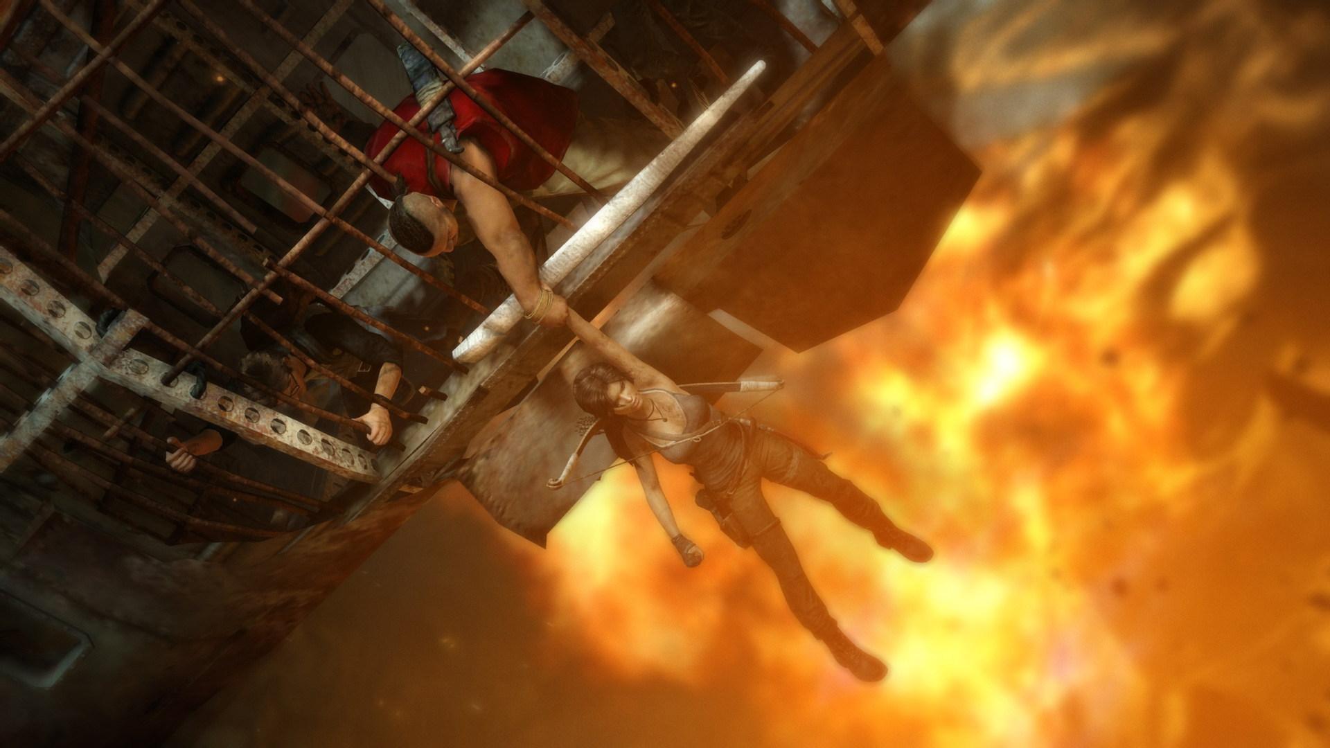 Tomb Raider Screenshot 6