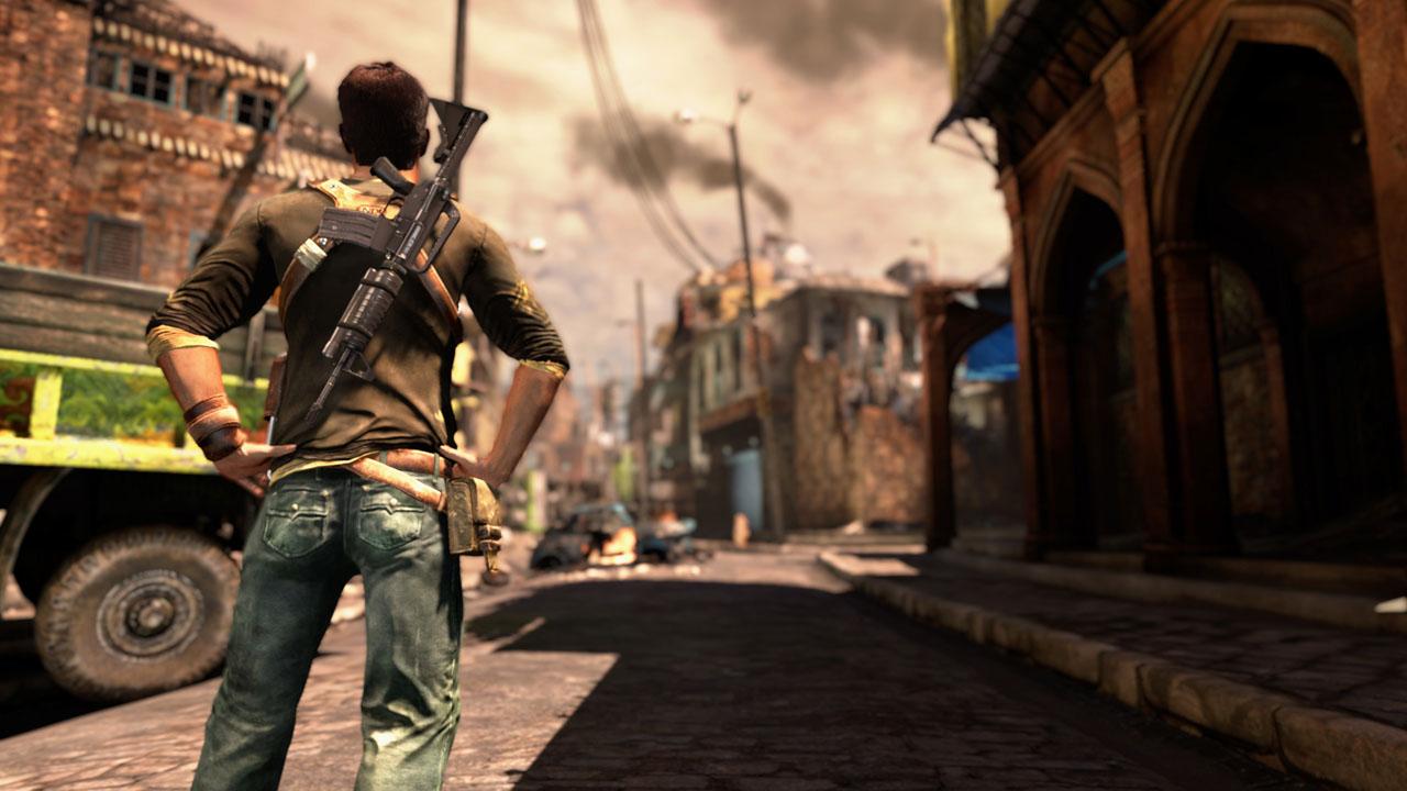 Uncharted 2: Among Thieves Screenshot 1