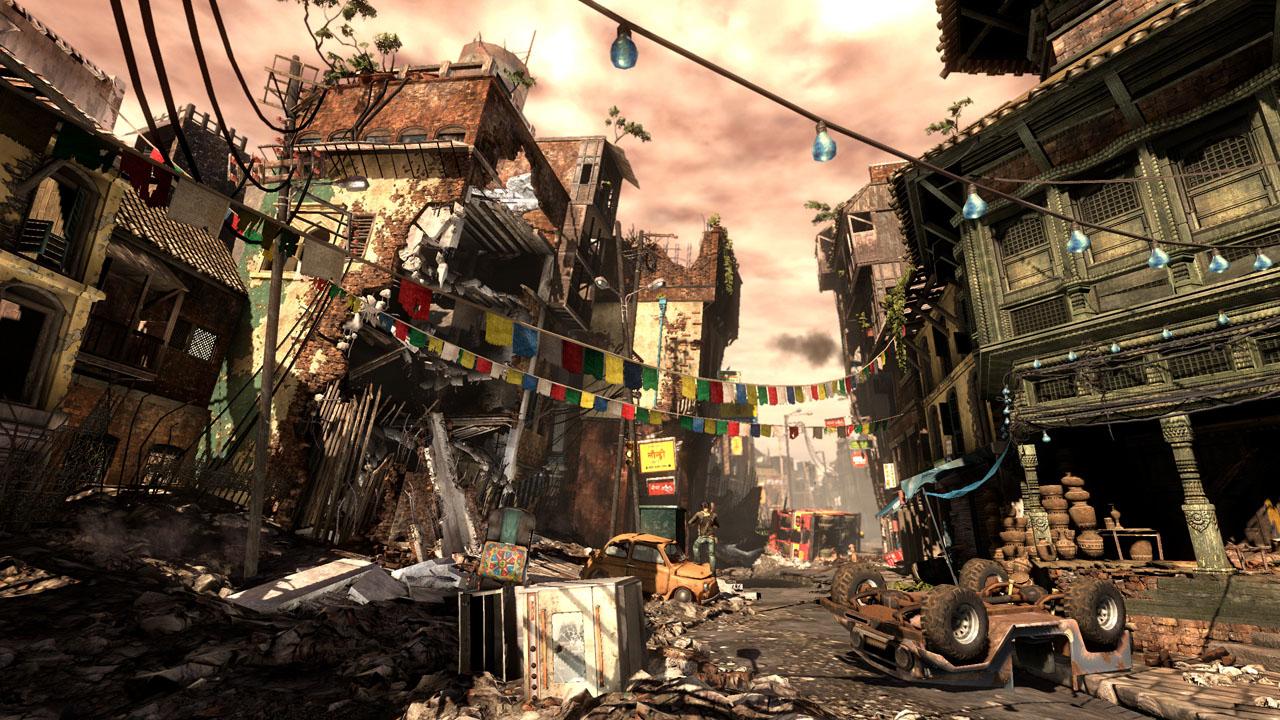 Uncharted 2: Among Thieves Screenshot 2