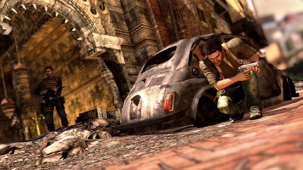 Uncharted 2: Among Thieves Screenshot 3