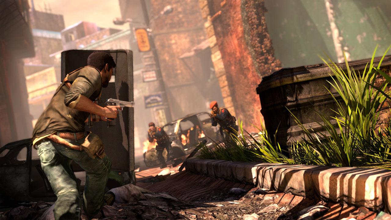 Uncharted 2: Among Thieves Screenshot 4