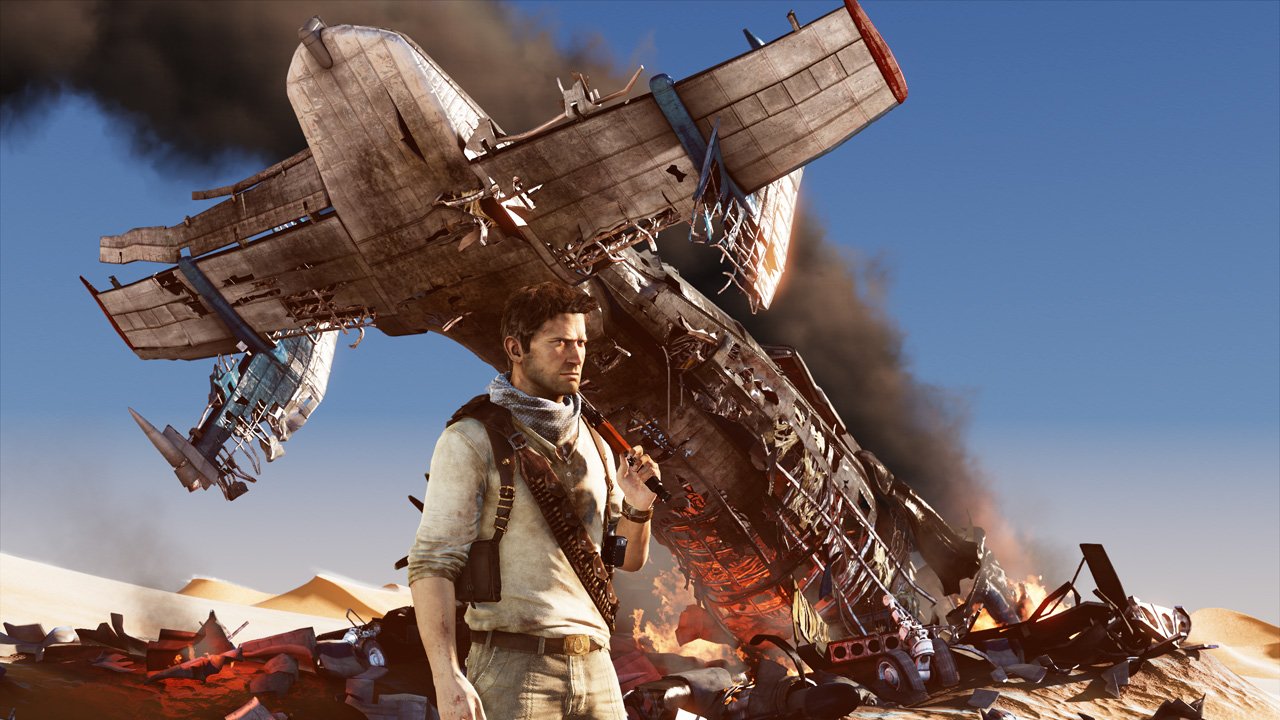 Uncharted 3: Drake's Deception Screenshot 1
