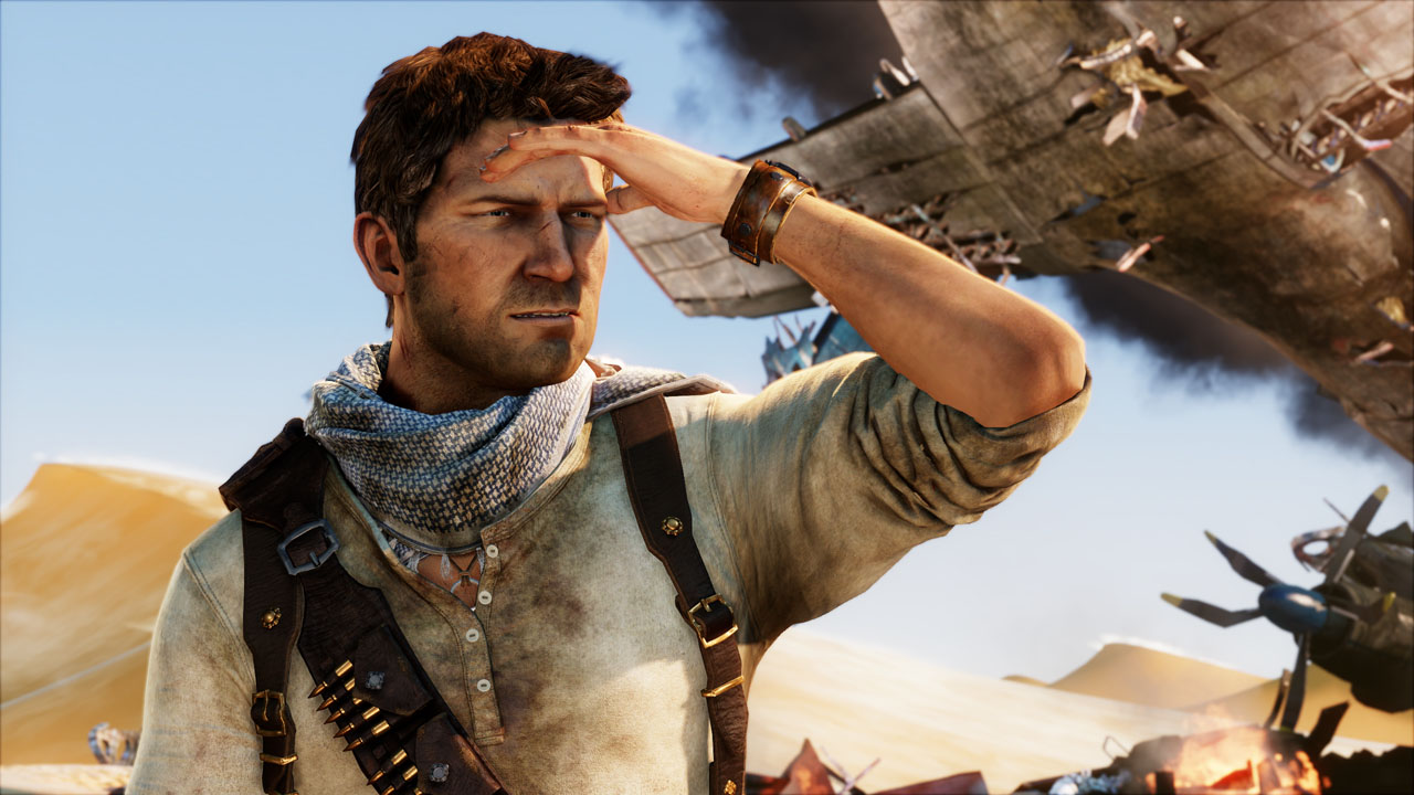Uncharted 3: Drake's Deception Screenshot 2