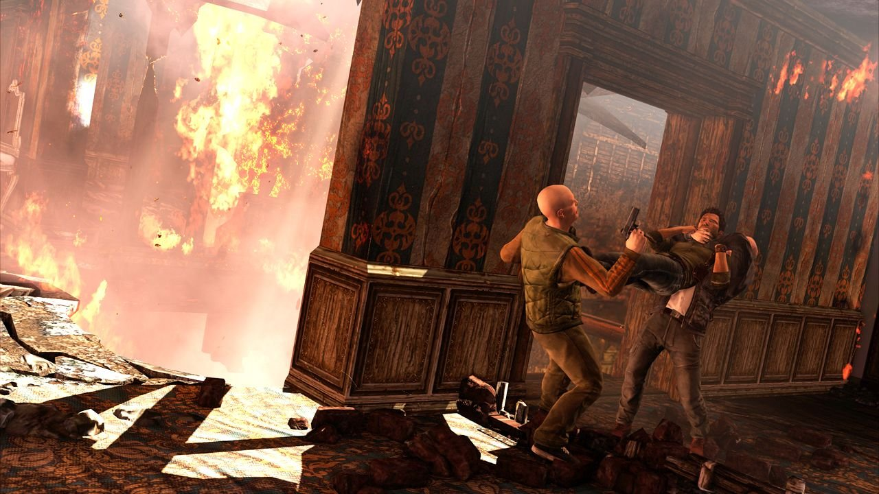Uncharted 3: Drake's Deception Screenshot 3