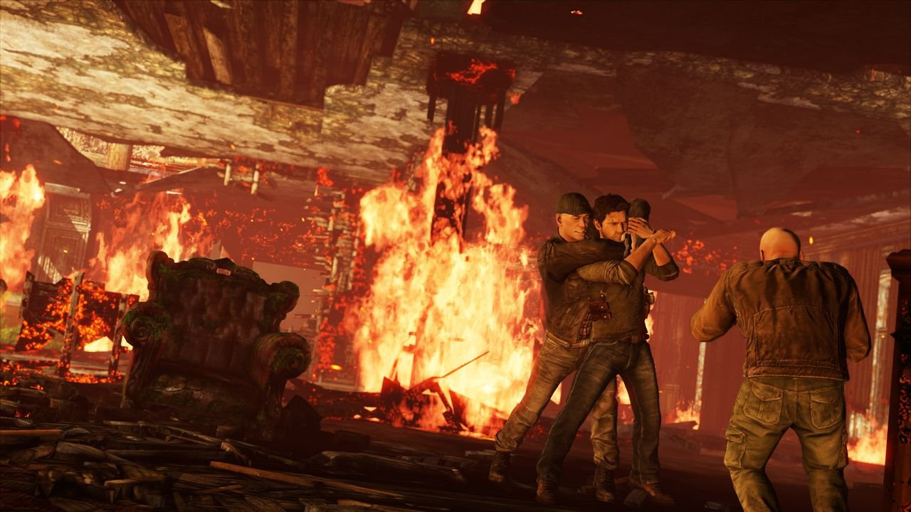 Uncharted 3: Drake's Deception Screenshot 4
