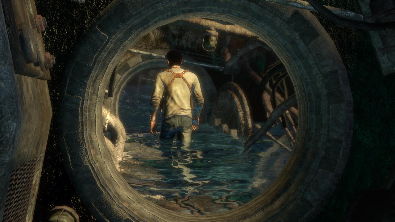 Uncharted: Drake's Fortune Screenshot 2