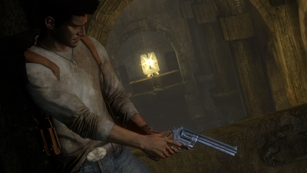 Uncharted: Drake's Fortune Screenshot 4