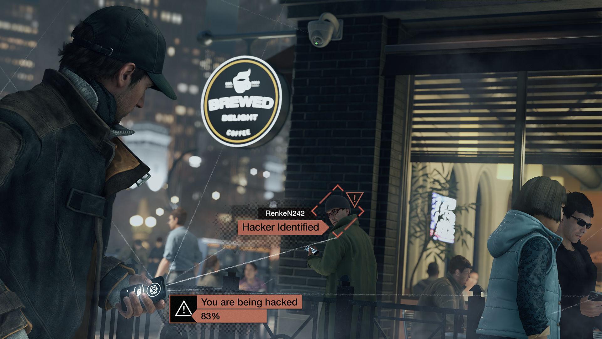 Watch Dogs Screenshot 3