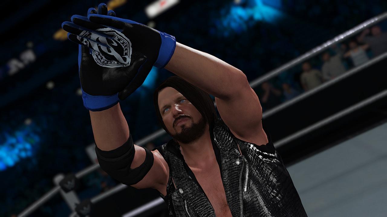 WWE 2K17 Screenshot 2