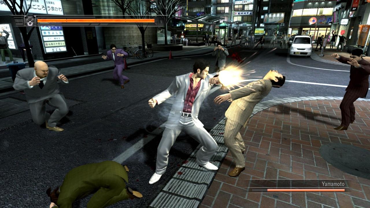 Yakuza 3 Screenshot 2