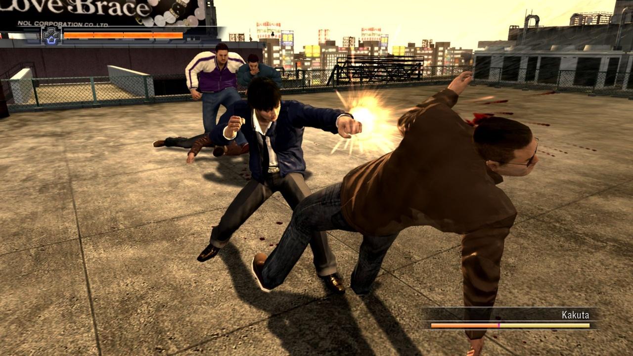 Yakuza 3 Screenshot 3