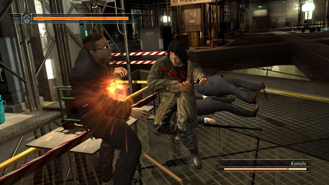 Yakuza 3 Screenshot 5